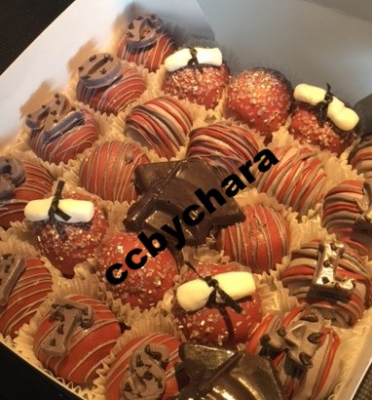 Chocolate Creation Cake Balls
