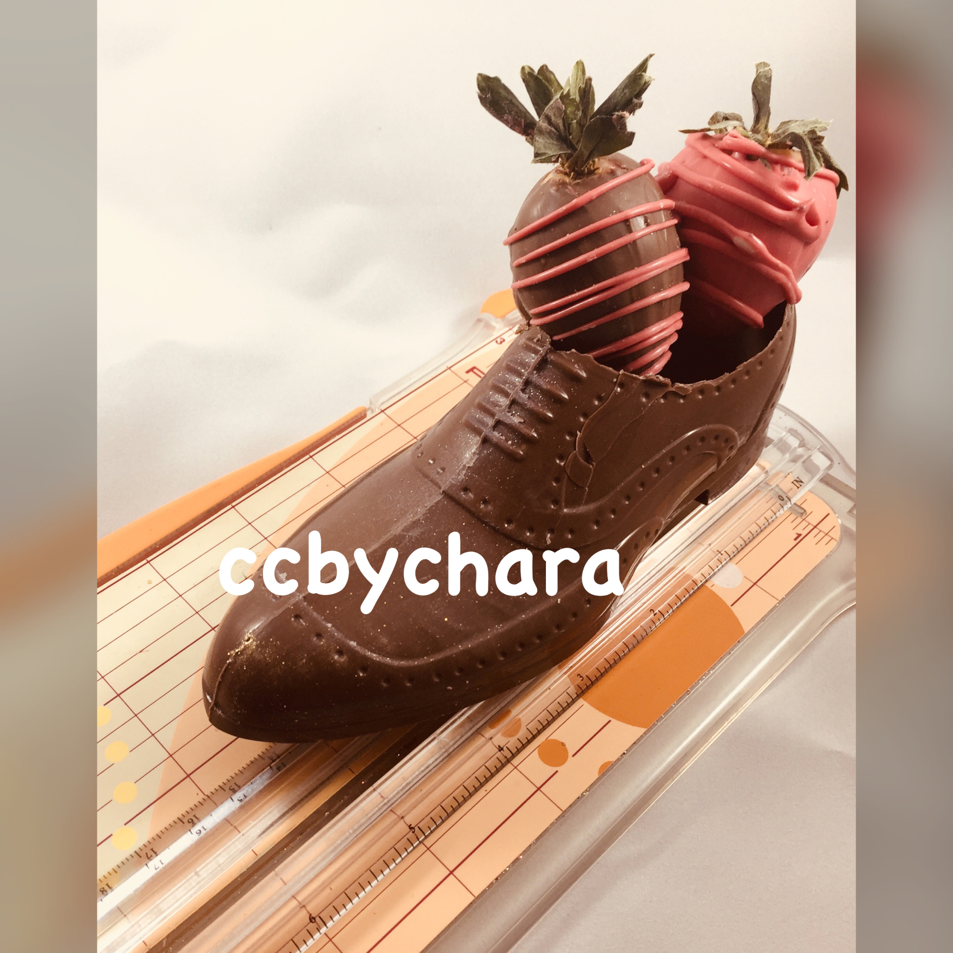Chocolate Masculine Shoe